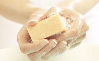 Хозяйственное мыло против молочницы