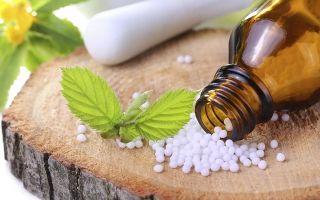 Гомеопатия при лечении молочницы
