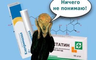 Нистатин или Клотримазол: что лучше от молочницы?