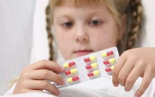 Лечение молочницы у ребенка после антибиотиков