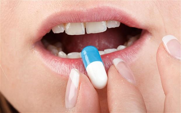 Что пьют от молочницы таблетки