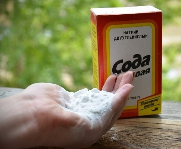 Лечение кандидоза с помощью соды