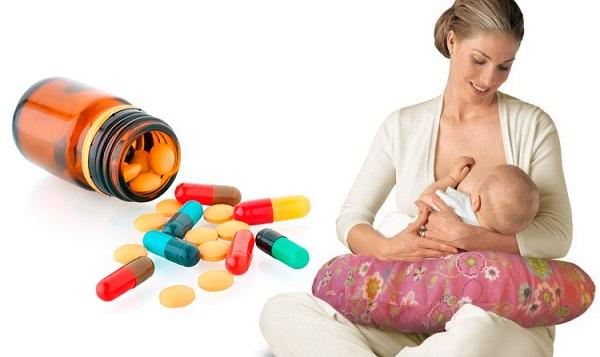 Молочница при грудном вскармливании симптомы и лечение