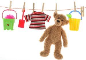 Обработка игрушек