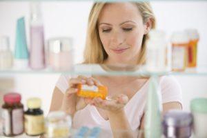 Регулярный прием таблеток