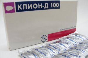 Клион- Д от молочницы