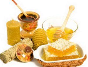 Продукты пчеловодства от молочницы