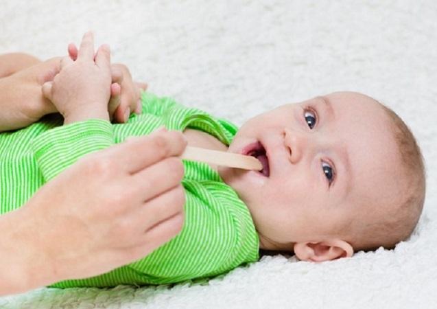 Препараты от молочницы во рту у детей
