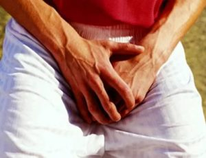 Дискомфорт при молочнице у мужчин