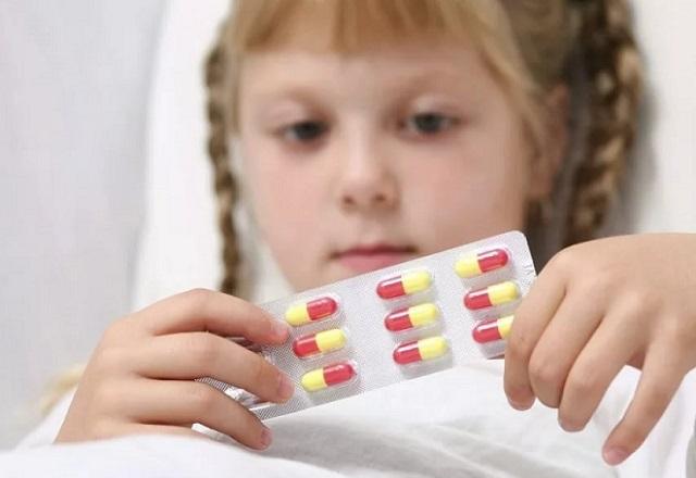 Молочница у ребенка после антибиотиков