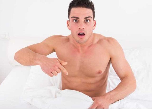 Молочница влияет ли на мужчин