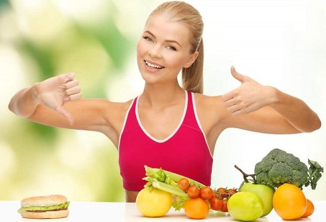 Правильное питание поддерживает здоровую микрофлору кишечника