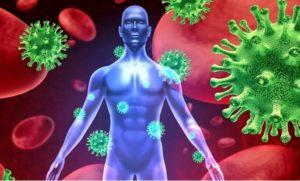 Ослабленый иммунитет