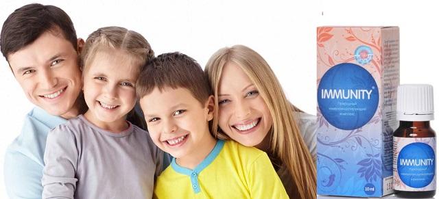 Иммунитет для всей семьи